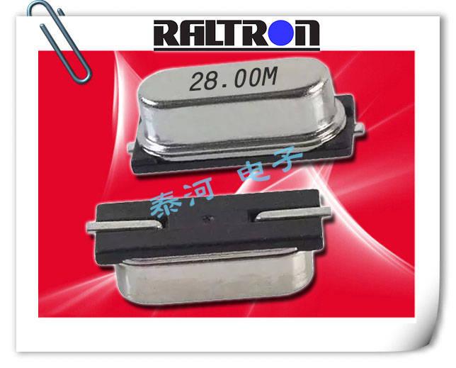 Raltron晶振,假贴片晶振,AS-SMD晶振