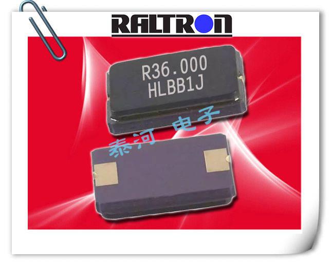 Raltron晶振,石英晶体,H10A晶振