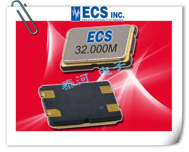 ECS晶振,CSM-8晶振,ECS-143-S-20A-TR晶振,14.31818MHZ晶振