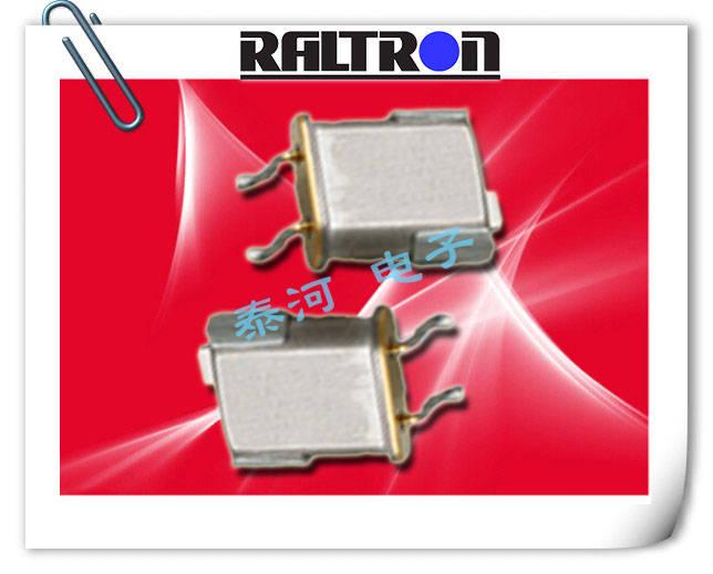 Raltron晶振,进口晶振,C-SMD晶振