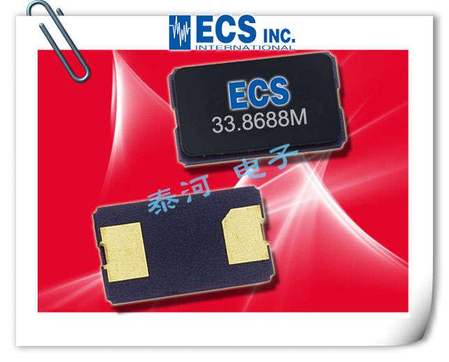 ECS晶振,贴片晶振,ECX-64A晶振,ECS-160-18-23A-EN-TR晶振