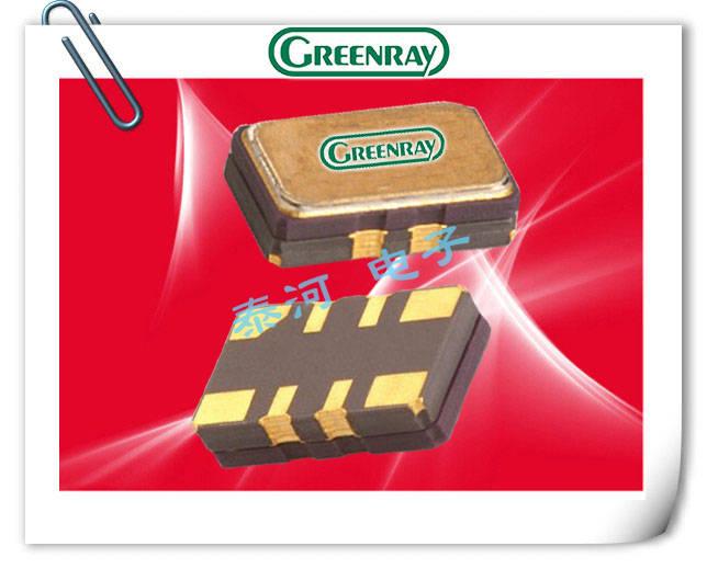 Greenray晶振,TCXO晶振,T52晶振