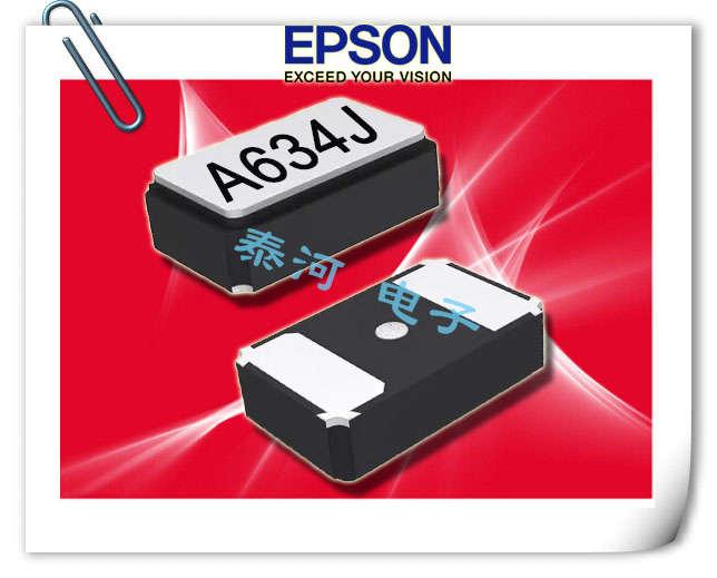 爱普生晶振,石英晶振,贴片晶振,FC-12M晶振,2012晶振,X1A000061000200晶振