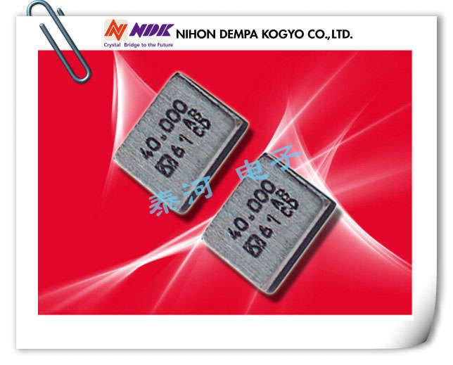 NDK晶振,小体积贴片晶振,NX1210AB晶振