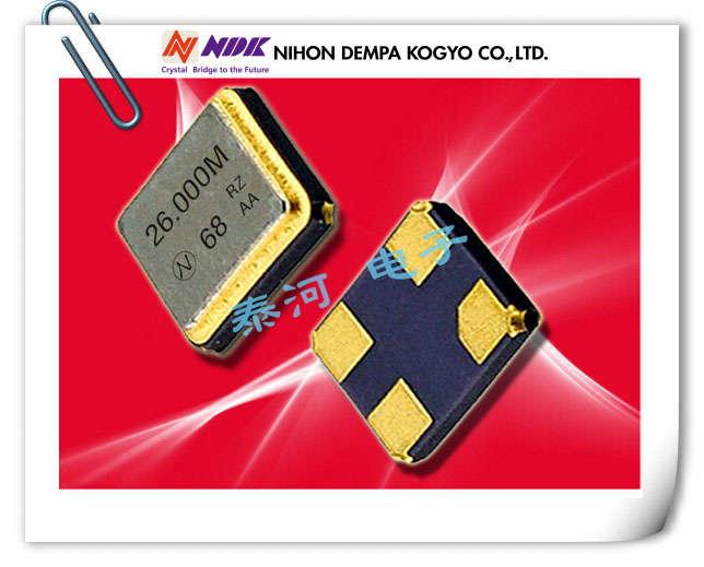 NDK晶振,1612贴片晶振,NX1612SA晶振,NX1612SB晶振