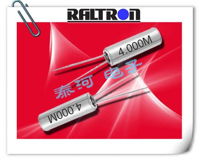 Raltron晶振,石英晶振,CSA309晶振