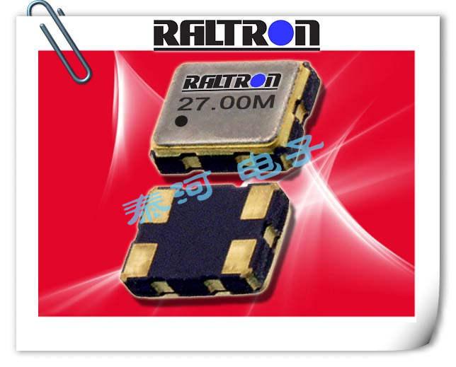 Raltron晶振,声表滤波器,F10滤波器