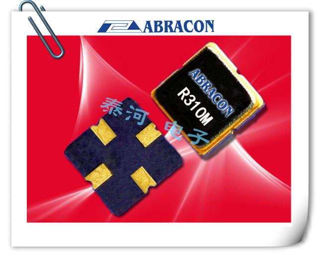 ABRACON晶振,贴片滤波器,ASR310S2晶振,美国进口滤波器