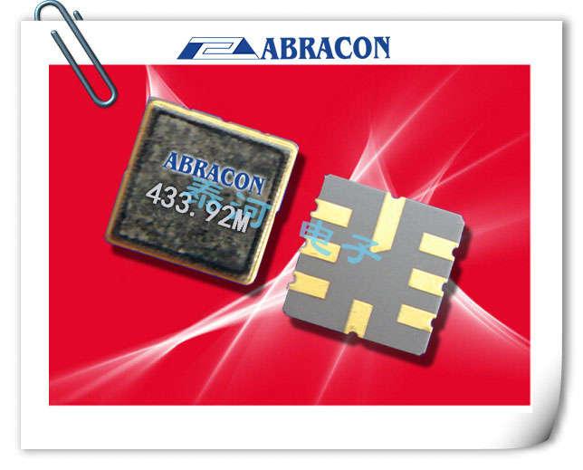 ABRACON晶振,贴片滤波器,ASR315E晶振,SAW谐振器