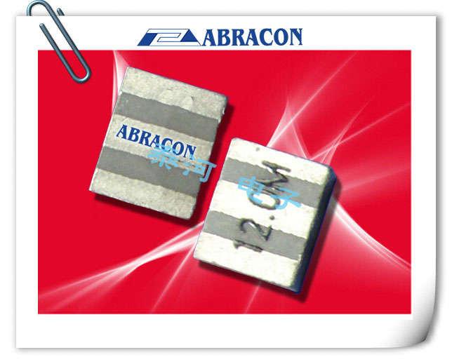 ABRACON晶振,陶瓷谐振器,AWSCR-MTD晶振,消费电子产品用谐振器