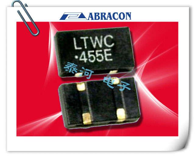 ABRACON晶振,陶瓷谐振器,AWSZT-CW晶振,消费电子陶瓷晶振