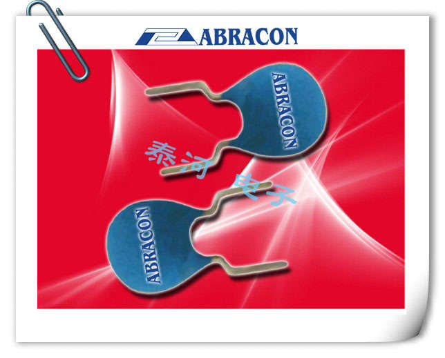ABRACON晶振,陶瓷谐振器,HWZT-RS晶振,电话用陶瓷振动子