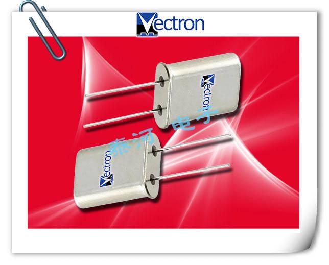 Vectron晶振,插件晶振,XR-M(HC45)晶振