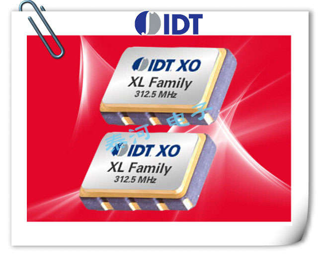 IDT晶振,贴片晶振,8N3DV85晶振,LVPECL输出振荡器