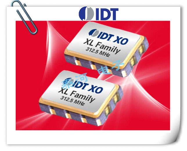 IDT晶振,贴片晶振,XLH晶振,HCMOS石英振荡子,OSC有源晶振
