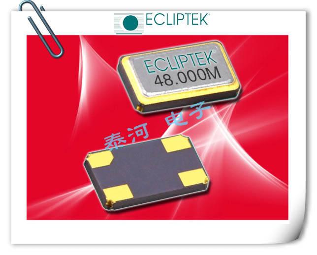 ECLIPTEK晶振,贴片晶振,EA3560JA12-14.7456M晶振