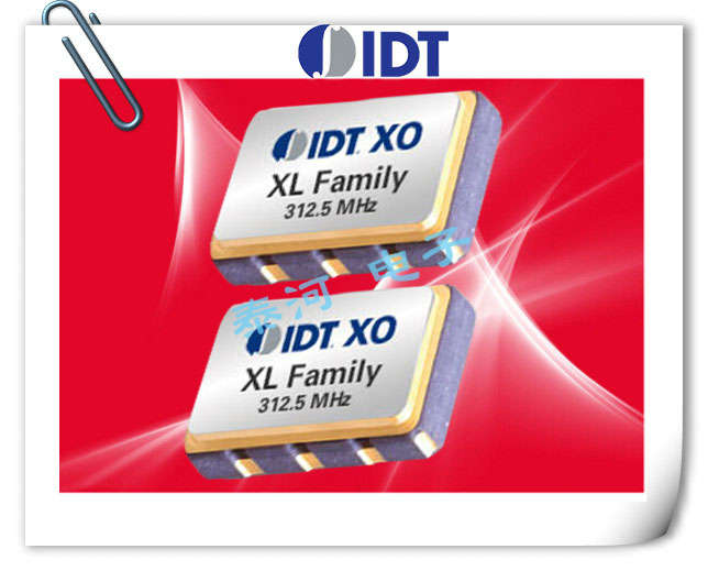 IDT晶振,贴片晶振,XUO晶振,HCSL OSC有源石英晶振