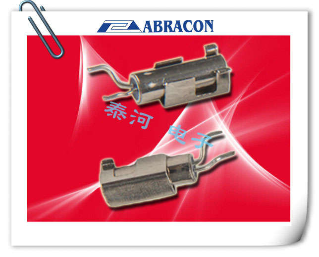 ABRACON晶振,石英晶振,AB26TRJ晶振,32.768K弯脚千赫晶振