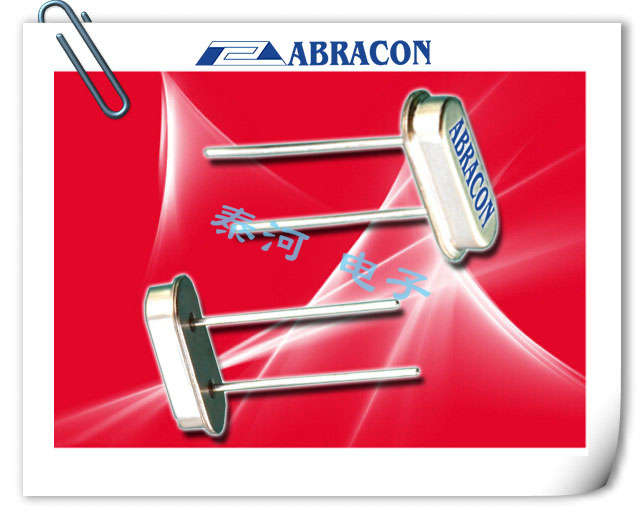 ABRACON晶振,石英晶振,ABL6M晶振,ABLS6M-25.000MHZ-D-2Y-T晶振