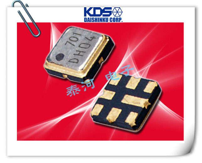 KDS晶振,贴片晶体滤波器,DSF444SCF晶振,无线卫星设备用晶振