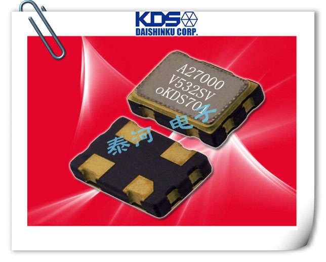 KDS晶振,贴片晶振,DSO751SVN晶振,SPXO晶振