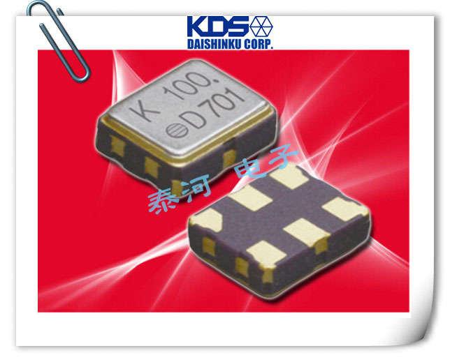 KDS晶振,贴片晶振,DSO223S SERIES晶振,差分晶振