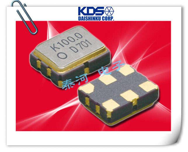 KDS晶振,贴片晶振,DSO323S SERIES晶振,通信基站晶振