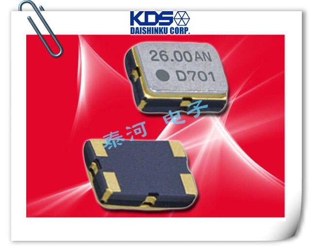 KDS晶振,贴片晶振,DSB321SDA晶振,进口温补晶振