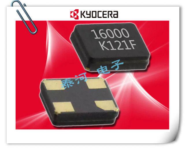 京瓷晶振,贴片晶振,CX3225GB晶振,CX3225GB27000D0HEQCC晶振