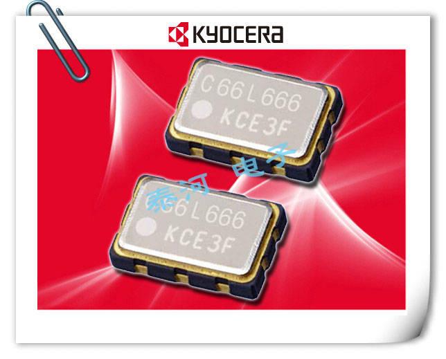 京瓷晶振,贴片晶振,KC5032P-H3晶振,OSC晶振