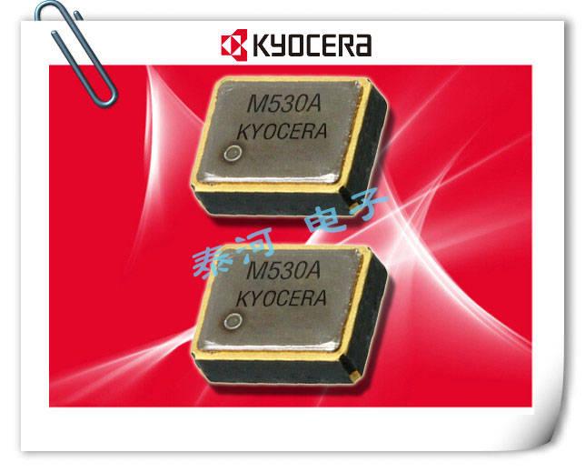 京瓷晶振,贴片晶振,KT1612晶振,特定小功率无线用晶振