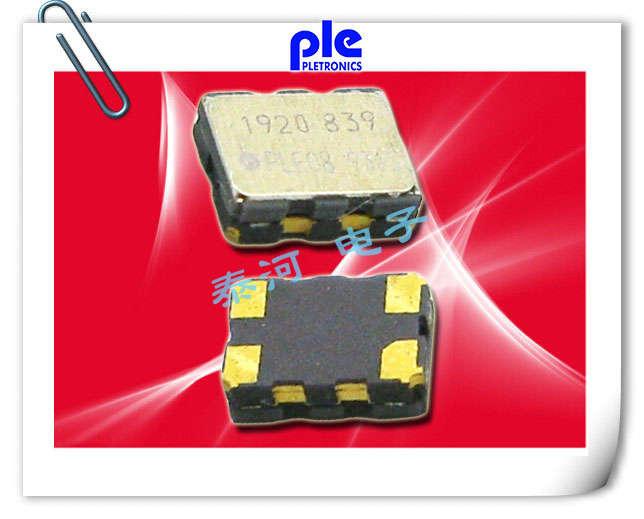 PLETRONICS晶振,贴片晶振,NCE4晶振,地震勘探用晶振