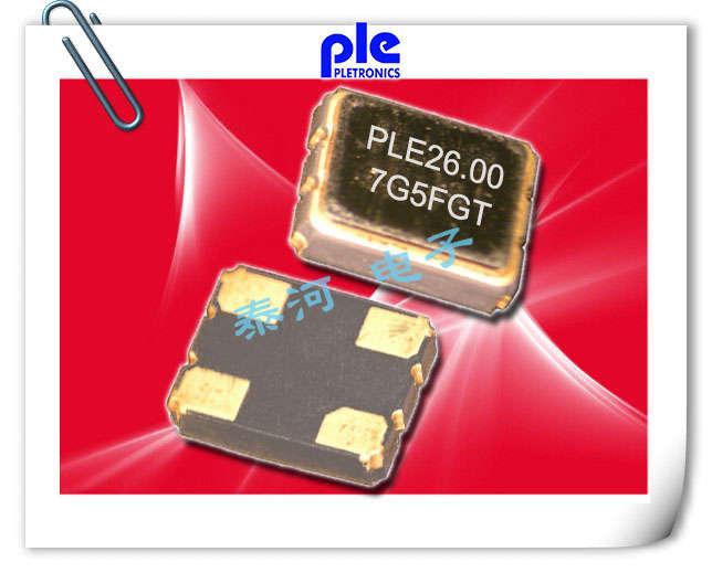 PLETRONICS晶振,贴片晶振,SM33T晶振,差分晶振