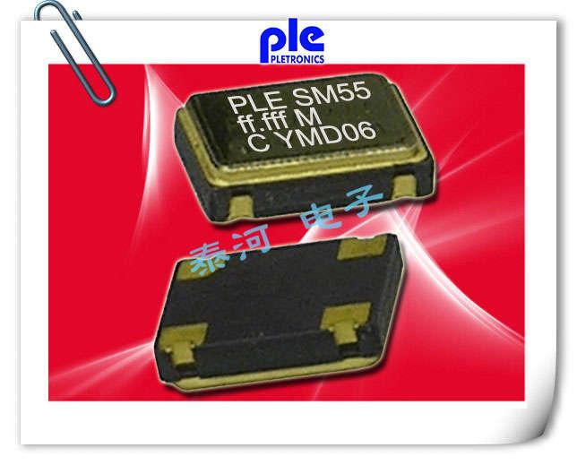 PLETRONICS晶振,贴片晶振,SM55G晶振,5032普通有源晶振