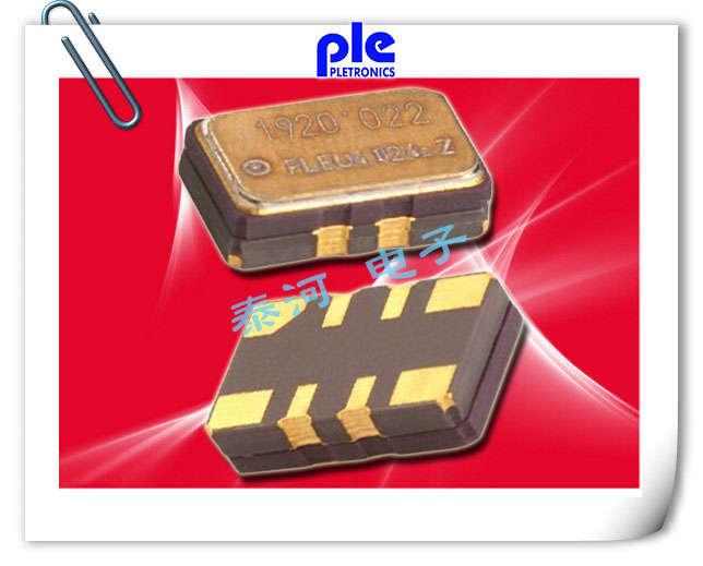 PLETRONICS晶振,贴片晶振,TCD3晶振,电信传输晶振