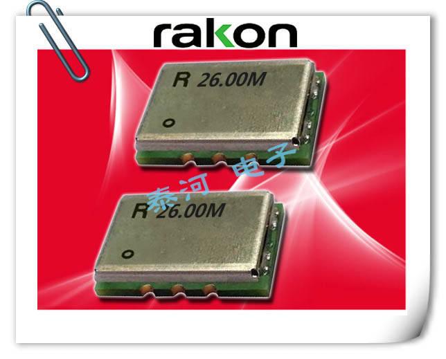 瑞康晶振,贴片晶振,RVG1490L晶振,高频压控晶振