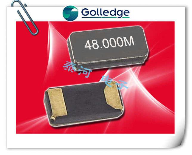 Golledge晶振,贴片晶振,CC7A晶振,3215兆赫兹晶振