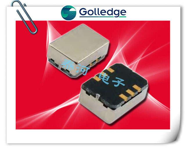 Golledge晶振,贴片晶振,GOXO-149晶振,LVCMOS输出晶振