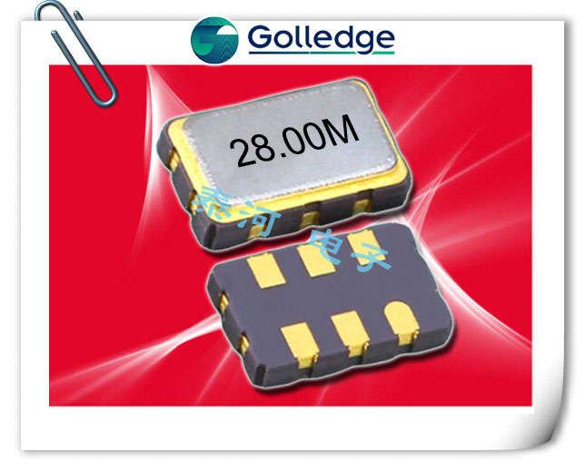 Golledge晶振,贴片晶振,GVXO-27L晶振,GVXO-27S晶振