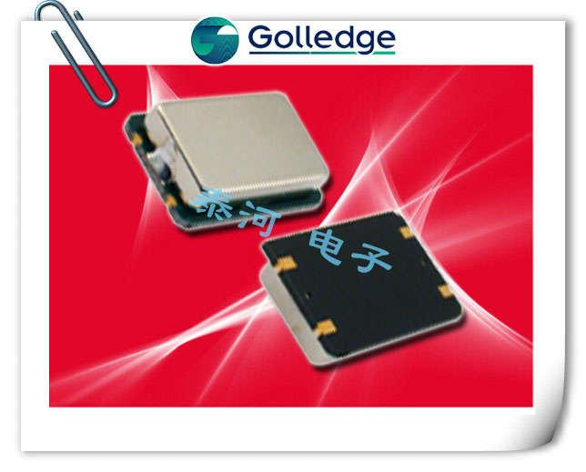 Golledge晶振,贴片晶振,GVXO-36晶振,CMOS压控晶振