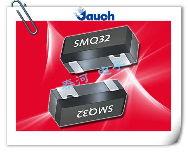 JAUCH晶振,贴片晶振,SMQ32SL晶振,8038晶振