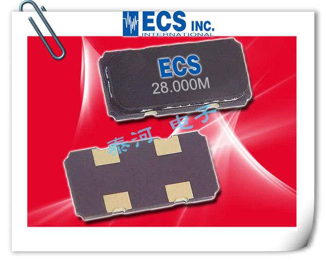 ECS晶振,贴片晶振,CSM-12晶振,ECS-40-S-18-TR晶振