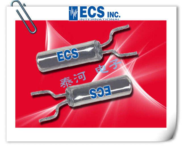 ECS晶振,石英晶振,ECS-2X6-FLX晶振,ECS-.327-12.5-13FLX-C晶振