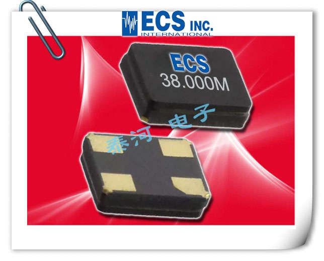 ECS晶振,贴片晶振,ECX-1247Q晶振,1612石英晶振