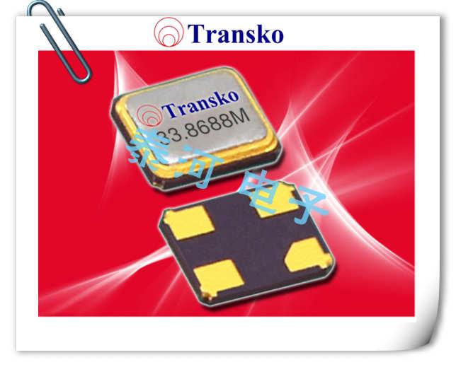 Transko晶振,贴片晶振,CS12晶振,最小体积晶振