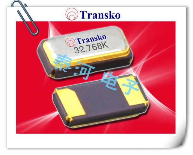 Transko晶振,贴片晶振,CS31晶振,SMD音叉晶振