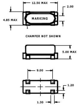 ILSI晶振,贴片晶振,HC49USM4晶振,大体积SMD晶振