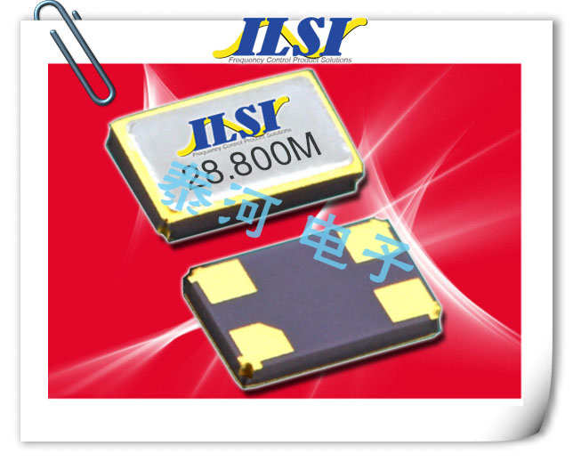 ILSI晶振,贴片晶振,IXA10晶振,车载级1612石英晶体