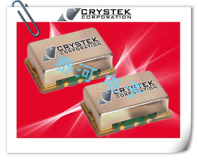 CRYSTEK晶振,贴片晶振,CVPD-922晶振,LVPECL输出电压控制振荡器