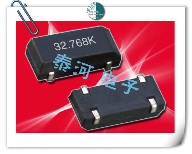 AEL晶振,贴片晶振,ZM-206晶振,陶瓷面低频晶振